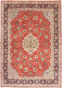 Mahal Covor 270X380 Orientale Lucrat Manual Ruginiu/Maro Deschis Mare (Lână, Persia/Iran)