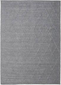 Svea - Charcoal Covor 200X300 Modern Lucrate De Mână Gri Deschis/Gri Închis (Lână, India)