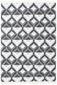 Aino Covor 160X230 Modern Lucrate De Mână Albastru Deschis/Bej-Crem (Lână/Bambus Mătase, India)