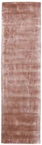 Broadway - Dusty Rose Covor 80X300 Modern Roz Deschis/Roșu-Închis ( India)