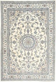 Nain Covor 195X293 Orientale Lucrat Manual (Lână, Persia/Iran)