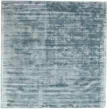 Tribeca - Albastru/Gri Covor 250X250 Modern Pătrat Albastru Deschis/Gri Închis Mare ( India)