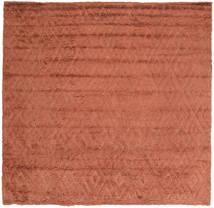 Soho Soft - Terracotta Covor 250X250 Modern Pătrat Roşu Mare (Lână, India)