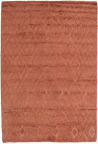 Soho Soft - Terracotta Covor 140X200 Modern Roşu/Roșu-Închis (Lână, India)