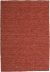 Chilim Loom - Ruginiu Covor 250X350 Modern Lucrate De Mână Roșu-Închis Mare (Lână, India)