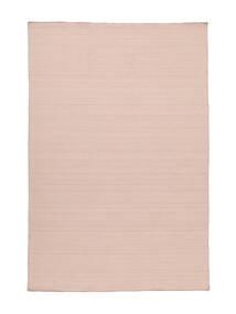 Chilim Loom - Misty Pink Covor 250X350 Modern Lucrate De Mână Roz Deschis/Roşu Închis Mare (Lână, India)