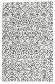 Jakart Chilim Covor 75X120 Modern Lucrate De Mână Gri Deschis/Gri Închis/Bej-Crem (Lână, India)