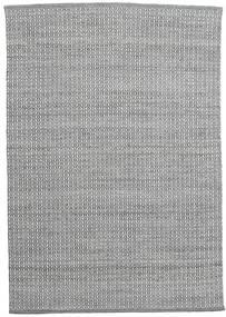 Alva - Gri Închis/White Covor 160X230 Modern Lucrate De Mână Gri Închis/Gri Deschis/Lumina Verde (Lână, India)