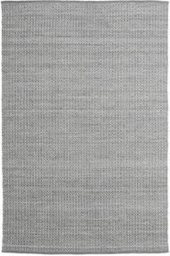 Alva - Gri Închis/White Covor 200X300 Modern Lucrate De Mână Gri Deschis/Gri Închis (Lână, India)