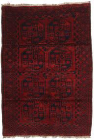 Afghan Khal Mohammadi Covor 120X173 Orientale Lucrat Manual Roșu-Închis (Lână, Afganistan)