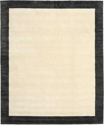 Handloom Frame - Negru/White Covor 250X300 Modern Mare (Lână, India)