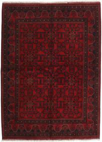 Afghan Khal Mohammadi Covor 175X238 Orientale Lucrat Manual Roșu-Închis (Lână, Afganistan)