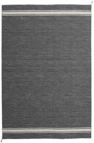 Ernst - Gri Închis/Bej Deschis Covor 200X300 Modern Lucrate De Mână Gri Închis/Maro Închis (Lână, India)