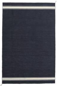 Ernst - Navy/Alburiu Covor 200X300 Modern Lucrate De Mână Albastru Închis (Lână, India)