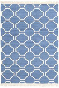 London - Albastru/Alburiu Covor 160X230 Modern Lucrate De Mână Albastru/Bej (Lână, India)