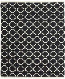 London - Negru/Alburiu Covor 250X300 Modern Lucrate De Mână Negru Mare (Lână, India)