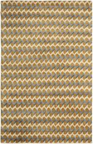 Sandnes Covor 180X270 Modern Lucrat Manual Maro Deschis/Bej (Lână, India)