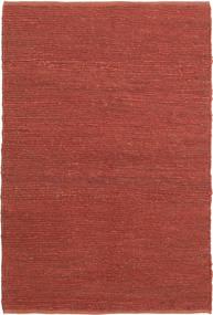 Covor Exterior Soxbo - Ruginiu Covor 120X180 Modern Lucrate De Mână Roșu-Închis/Ruginiu (Covor De Iută India)