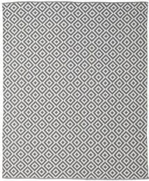 Torun - Gri/Neutral Covor 250X300 Modern Lucrate De Mână Gri Închis/Bej Închis Mare (Bumbac, India)