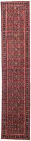 Hamadan Patina Covor 78X380 Orientale Lucrat Manual Roşu/Roșu-Închis (Lână, Persia/Iran)