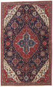 Tabriz Patina Covor 150X245 Orientale Lucrat Manual Mov Închis/Roșu-Închis (Lână, Persia/Iran)