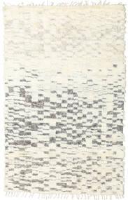Barchi/Moroccan Berber - Indo Covor 152X241 Modern Lucrat Manual Bej/Gri Deschis (Lână, India)