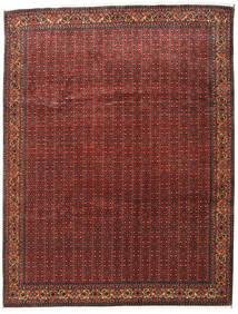 Bidjar Covor 257X335 Orientale Lucrat Manual Roșu-Închis/Maro Închis Mare (Lână, Persia/Iran)