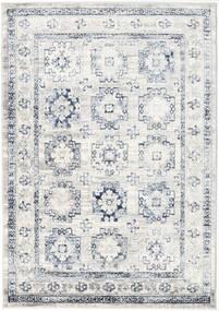 Menara Everyday - Gri/Albastru Covor 160X230 Modern Gri Deschis/Bej-Crem ( Turcia)