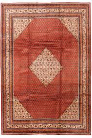 Sarouk Mir Covor 214X317 Orientale Lucrat Manual Ruginiu/Maro Închis (Lână, Persia/Iran)
