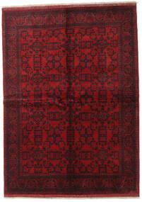 Afghan Khal Mohammadi Covor 171X237 Orientale Lucrat Manual Roșu-Închis/Maro Închis/Roşu (Lână, Afganistan)