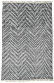 Vanice - Gri Covor 160X230 Modern Lucrat Manual Gri Deschis/Albastru ( India)