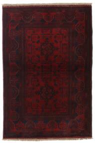 Afghan Khal Mohammadi Covor 101X148 Orientale Lucrat Manual Roșu-Închis (Lână, Afganistan)