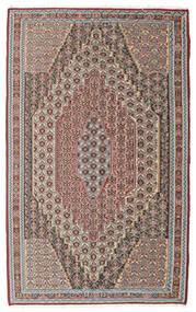 Chilim Senneh Covor 148X237 Orientale Lucrate De Mână Gri Deschis/Maro Deschis (Lână, Persia/Iran)