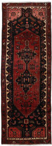 Hamadan Covor 102X294 Orientale Lucrat Manual Roșu-Închis (Lână, Persia/Iran)