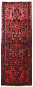 Hamadan Covor 109X306 Orientale Lucrat Manual Roșu-Închis/Roşu (Lână, Persia/Iran)