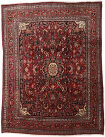 Bidjar Covor 260X347 Orientale Lucrat Manual Roșu-Închis/Maro Închis Mare (Lână, Persia/Iran)