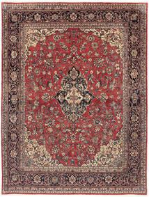 Arak Covor 232X302 Orientale Lucrat Manual Roșu-Închis/Maro Închis (Lână, Persia/Iran)