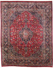 Mashhad Covor 240X300 Orientale Lucrat Manual Albastru Închis/Roșu-Închis (Lână, Persia/Iran)