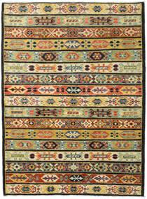 Ziegler Modern Covor 180X244 Modern Lucrat Manual Gri Închis/Negru (Lână, Pakistan)