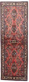 Sarouk Covor 76X220 Orientale Lucrat Manual Maro Închis/Maro (Lână, Persia/Iran)