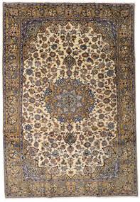 Najafabad Covor 236X344 Orientale Lucrat Manual Maro/Maro Închis (Lână, Persia/Iran)
