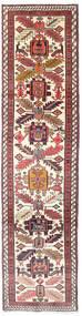 Ardabil Covor 75X292 Orientale Lucrat Manual Bej/Roșu-Închis (Lână, Persia/Iran)