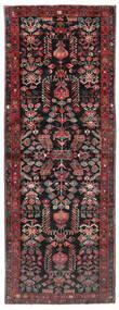 Aramnibaf Covor 175X473 Orientale Lucrat Manual Negru/Roșu-Închis (Lână, Persia/Iran)