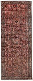 Lillian Covor 220X590 Orientale Lucrat Manual Roșu-Închis/Gri Închis (Lână, Persia/Iran)