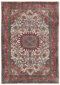 Bidjar Takab/Bukan Covor 113X153 Orientale Lucrat Manual Gri Închis/Roșu-Închis (Lână, Persia/Iran)