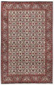 Bidjar Covor 110X173 Orientale Lucrat Manual Maro Închis/Roșu-Închis (Lână, Persia/Iran)