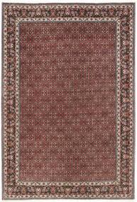Bidjar Covor 206X298 Orientale Lucrat Manual Roșu-Închis/Maro Închis (Lână, Persia/Iran)