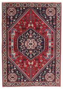 Gabbeh Kashkooli Covor 100X142 Modern Lucrat Manual Albastru Închis/Roşu (Lână, Persia/Iran)