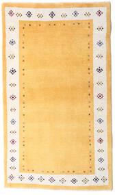 Loribaft Persia Covor 83X145 Modern Lucrat Manual Bej/Maro Deschis/Galben (Lână, Persia/Iran)