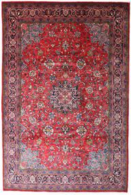 Mahal Covor 217X325 Orientale Lucrat Manual Roșu-Închis/Mov Închis (Lână, Persia/Iran)